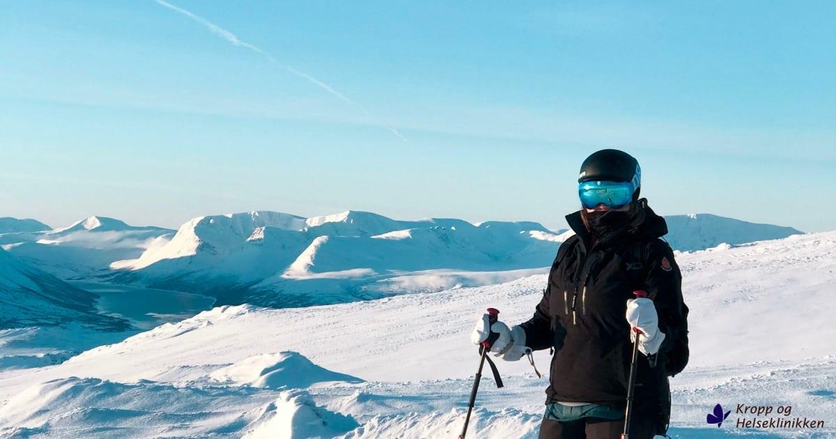 En aktiv vinter - Kropp og Helseklinikken Gjøvik
