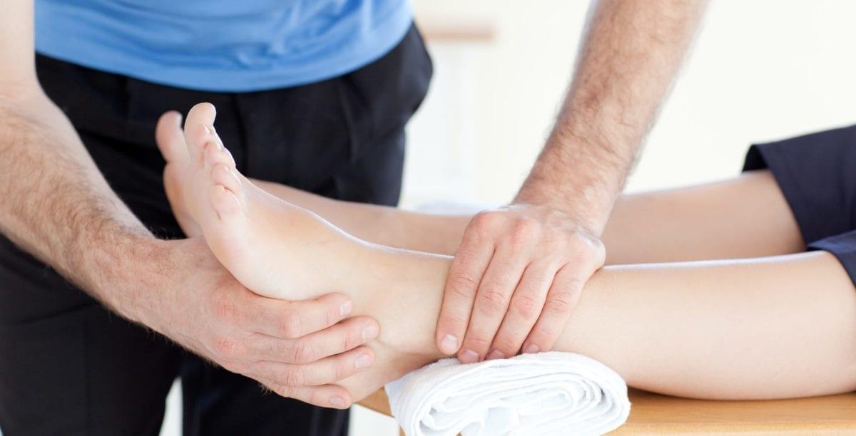 Har du vondt i foten og fotsmerter?