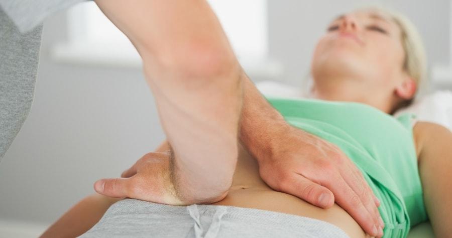 Vond hofte - Kropp og Helseklinikken, Gjøvik