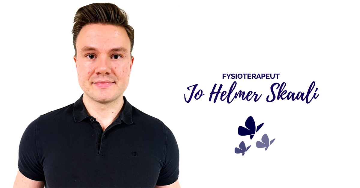 Jo Helmer Skaali - Fysioterapeut - Kropp og Helseklinikken AS, Gjøvik