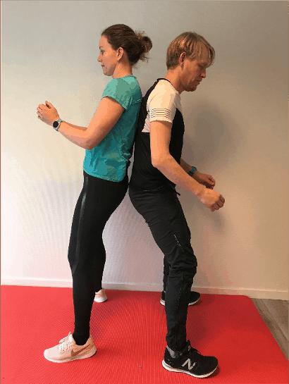 Knebøy rygg mot rygg - Kropp og Helseklinikken
