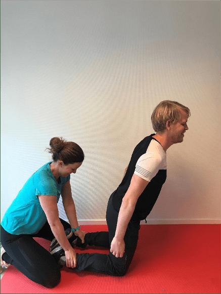 Nordic hamstrings - Kropp og Helseklinikken