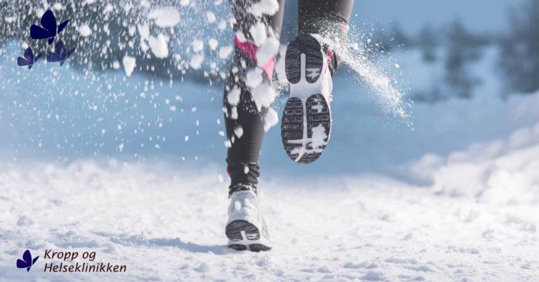 Tips til uteaktivitet om vinteren - Kropp og Helseklinikken